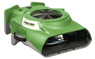 RestoreDynamix RDX-1000 Air Mover (Green)