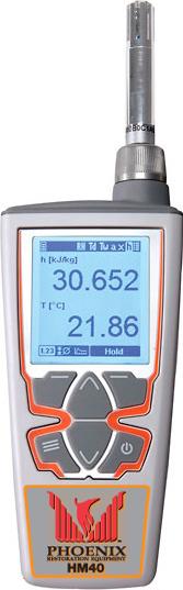 Phoenix HM-40 Precision Thermo Hygrometer