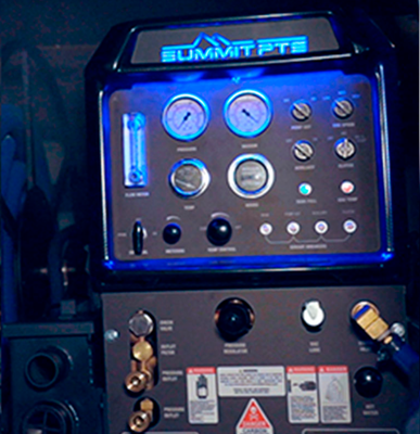Summit PTS Direct Drive Truckmount
