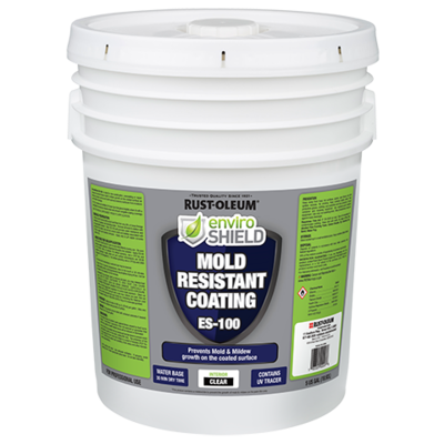 Enviroshield Mold Resistant Coating, Clr (5 gal.)