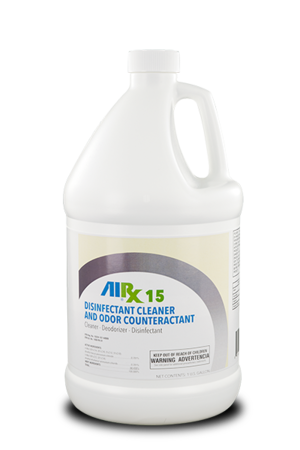 AIRX RX 15 Concentrated Disinfectant Cleaner (Gal.)