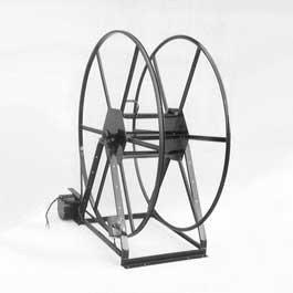 Rokan Electric 300' Vacuum Hose Reel