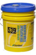 Sentinel 539 Sealer/Primer Odor Encapsulant, Clear (5 Gal.)