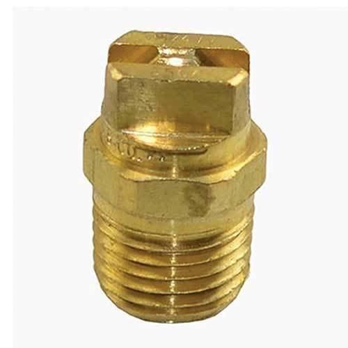 """8006 1/4"""" Brass VeeJet"""