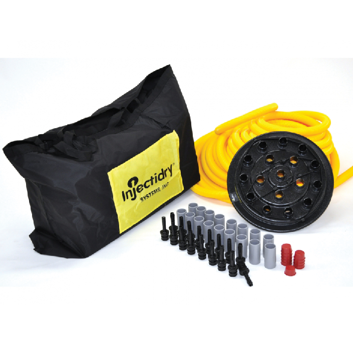 Injectidry Direct-It Axial Adapter