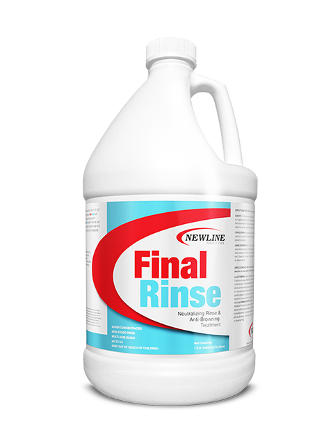 Newline Final Rinse (Gal.)