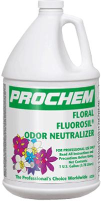 Florousil Floral Odor Neutralizer, Gl