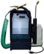 MultiSprayer TC2 Electric Sprayer, Battery Charge
