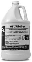 Neutral-Q Disinfectant Cleaner, Gl