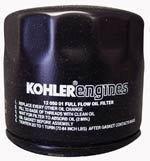 Oil Filter, Kohler Short