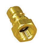 Parker Quick Connect Brass 1/4
