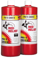 Pro's Choice Red Relief (Pint)