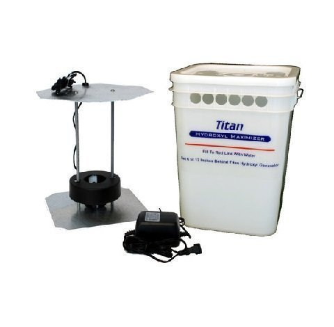 International Ozone Titan Hydroxyl Maximizer