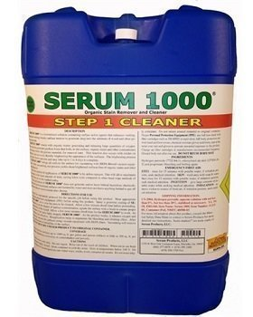 Serum 1000 Step 1 Mold Cleaner (5 Gal)  (READ SHIP INFO)