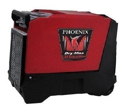 Phoenix DryMax LGR Dehumidifier - RED