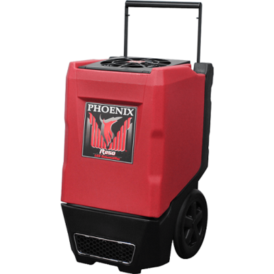 Phoenix R250 LGR Dehumidifier - RED