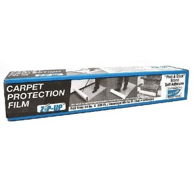 Carpet Protection Film by ZipUp  |  24