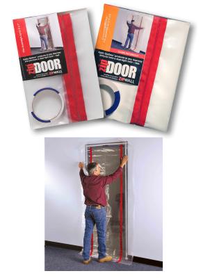 Zipwall Zip Door - Standard