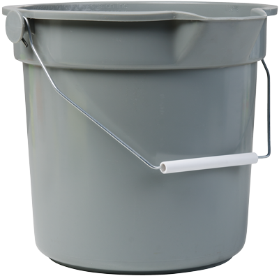 Huskee 14 Quart Bucket