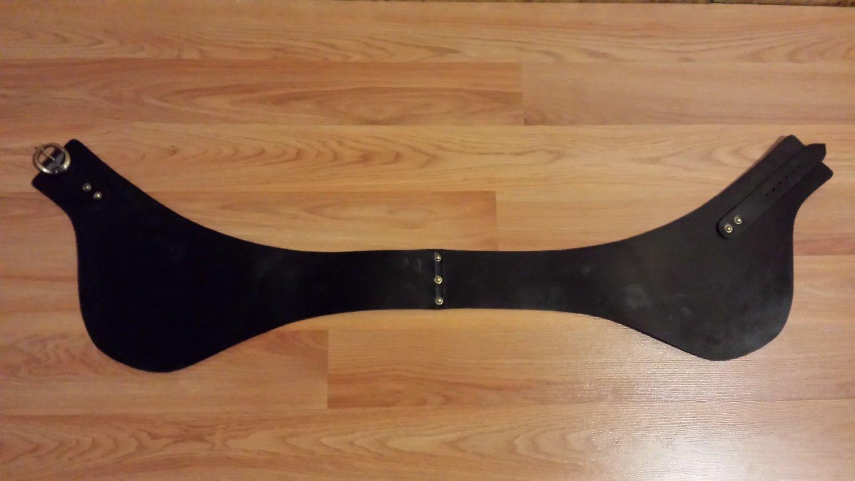 (AH) Leather Arming Belt / Cuisse Belt