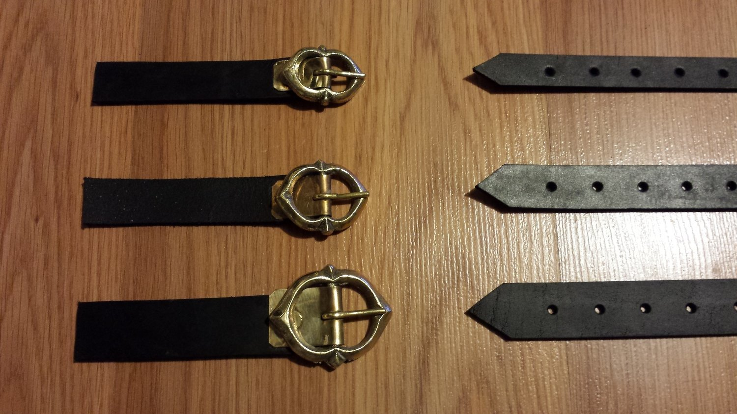 (AH) Strap & Buckle Sets