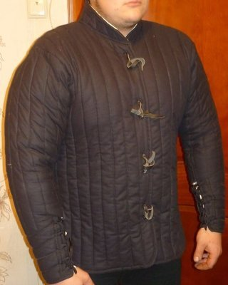 (AWD) Cotton Gambeson