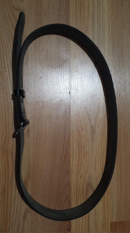 (AH) Leather Belt