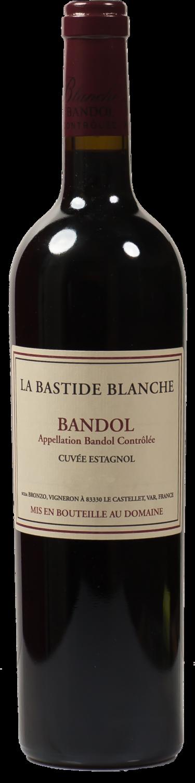 Bastide Blanche | MAGNUMCuvée Spéciale Estagnol Rouge | Millésime 2006 |150 cl