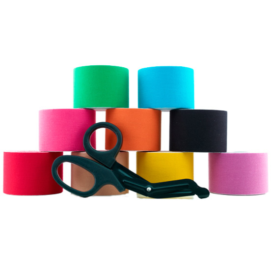 Kinesio Tape de Diferentes Colores a la venta en Guatemala. Disponible y con entrega inmediata a todo el pais.