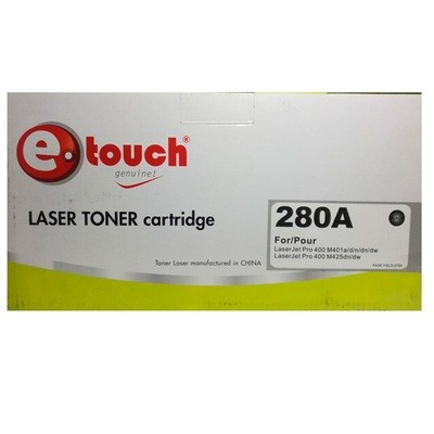 Toner HP P2030/2035/2050/2055dn laserjet Pro 400 M401 a/d/n/dn Negro  CF280a/505a