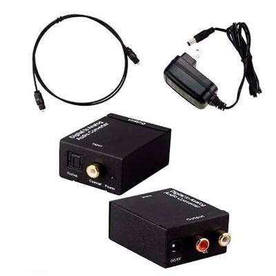 ADAPTADOR Audio digital a Analogo etouch 375565
