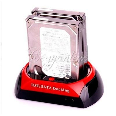 Docking Station  SATA+IDE 2.5 o 3.5 USB 3.0  FXZC010SIP3