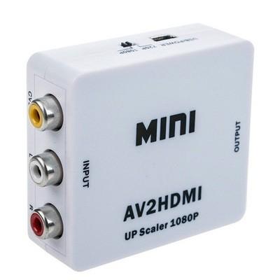 ADAPTADOR RCA a HDMI  etouch 150405