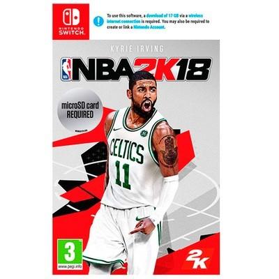 switch NBA 2K18