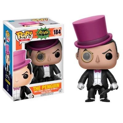 Funko Pop Heroes Dc Pop Penguin