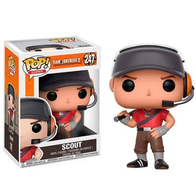 Funko Pop Team Fortress 2 Scout