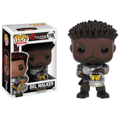Funko Pop Gears Of War Del Armored