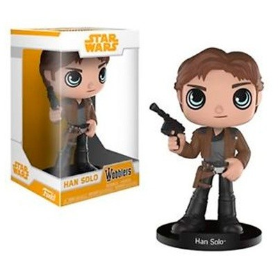 Funko Pop Wobbler Han Solo Han Solo Movie