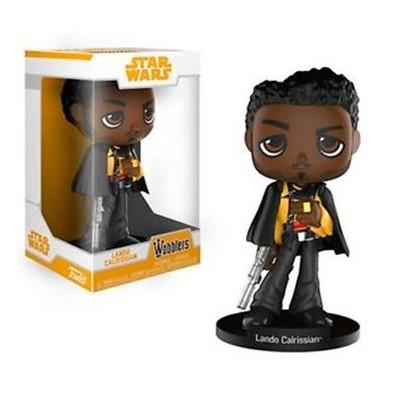 Funko Pop Wobbler Lando Calrissian Han Solo Movie