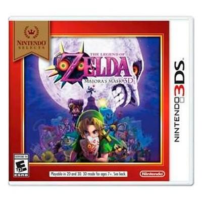 3DS Zelda, Mayoras mask