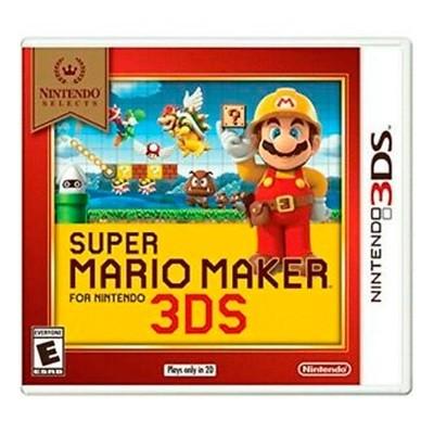 3DS Mario maker