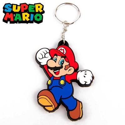Llavero Mario Bros Nintendo Original
