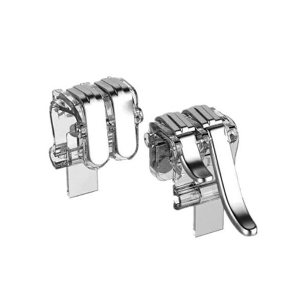 Botones L1R1 L2R2 Para Celular Triggers Dobles Metal (1 par)