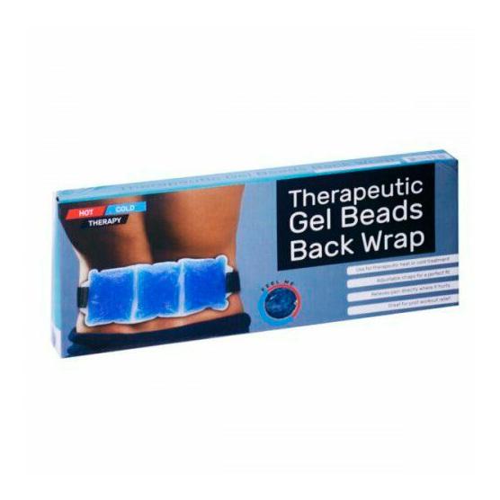 Soporte de Gel Terapeutico Espalda Baja