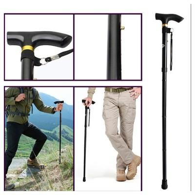 Baston portatil ligero para caminar