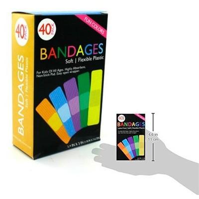 Curitas de colores (40 unidades)