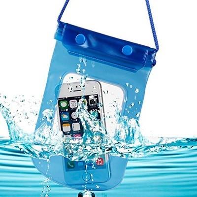 Protector Para Celular a Prueba de Agua con Correa