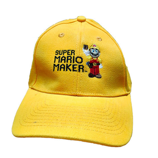 Gorra Super Mario Maker
