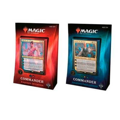 Magic COMMANDER 2018 DECK