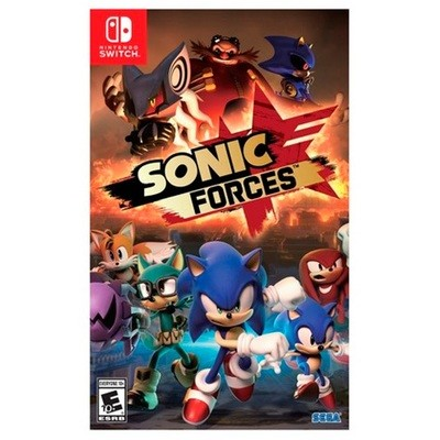 Switch Sonic Forces
